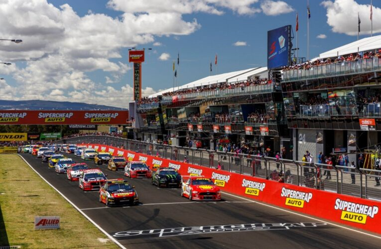 Supercars announces new broadcast deal with FOX