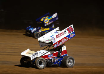 Donny Schatz outduels Larson and Sweet in PA