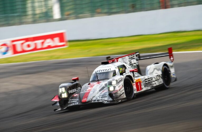 6H Spa: Rebellion Racing leads FP1; Porsche tops LMGTE Pro