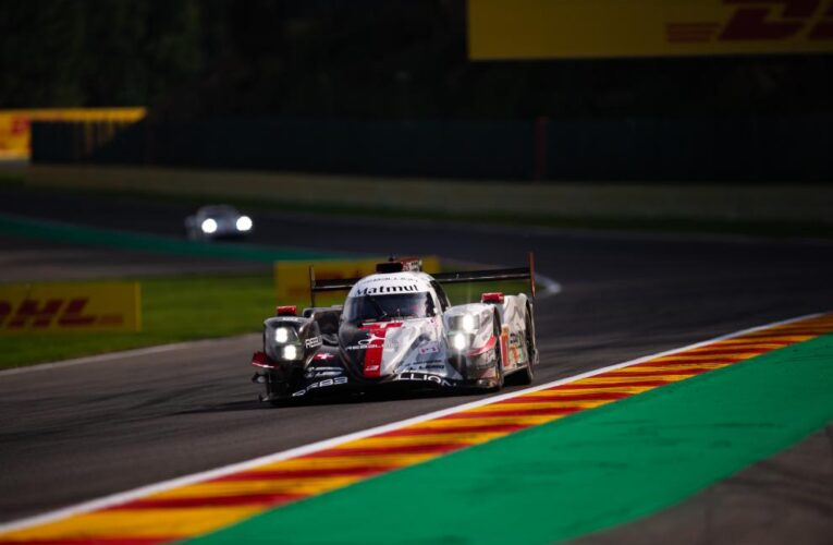 WEC: Rebellion wins pole at Spa