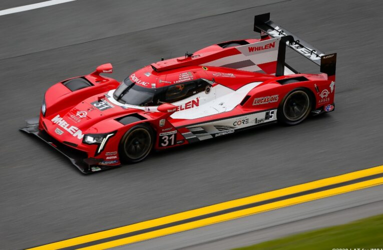 Chase Elliott Joins Whelen Engineering Cadillac for Rolex 24