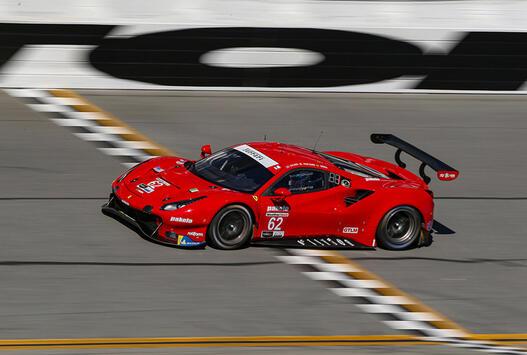 Risi Ferrari team enters Rolex 24