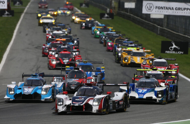 Hanson And Uitert Return To United Autosports For European Le Mans Series
