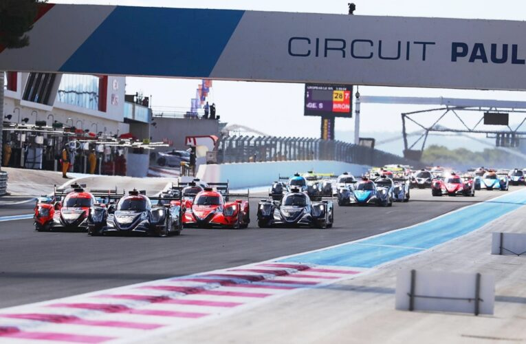 A second ELMS race is added in Le Castellet