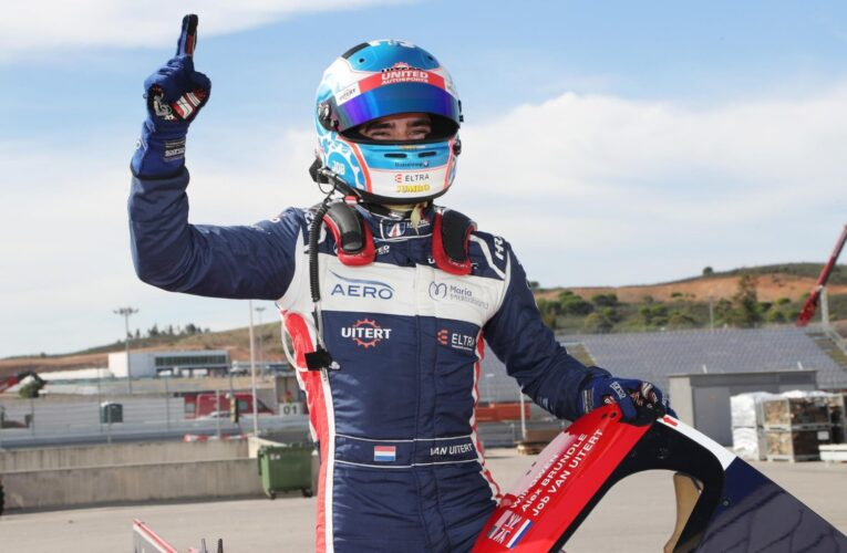 Van Uitert Claims Five from Five Pole Positions for United Autosports
