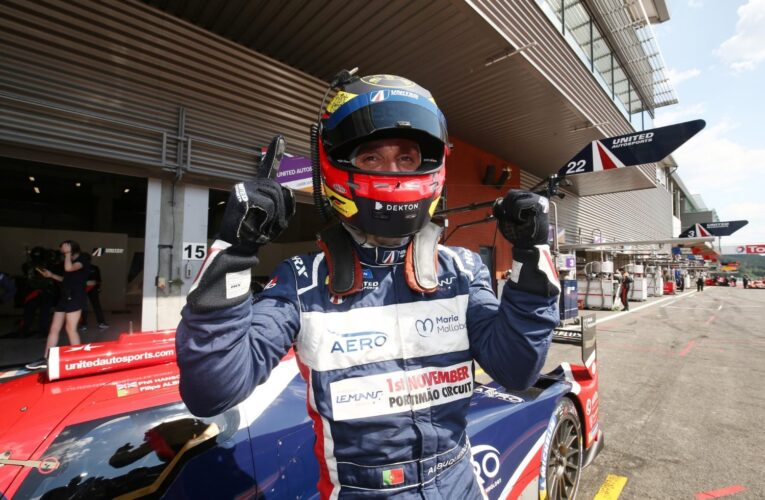 United Autosports Secures 1-2 Front Row Lockout at Spa