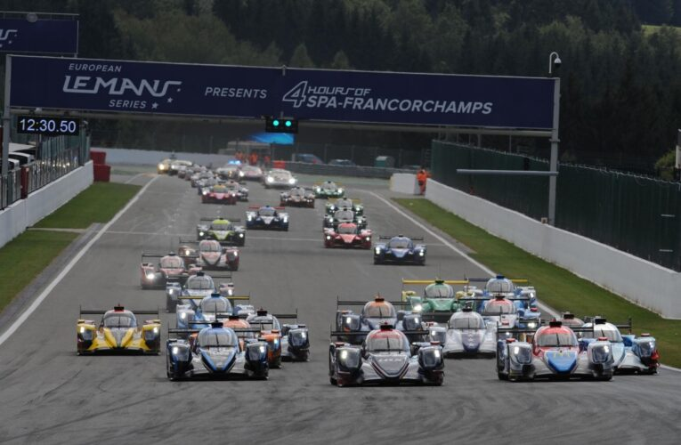 40 Cars For ELMS Round 2 at Spa-Francorchamps