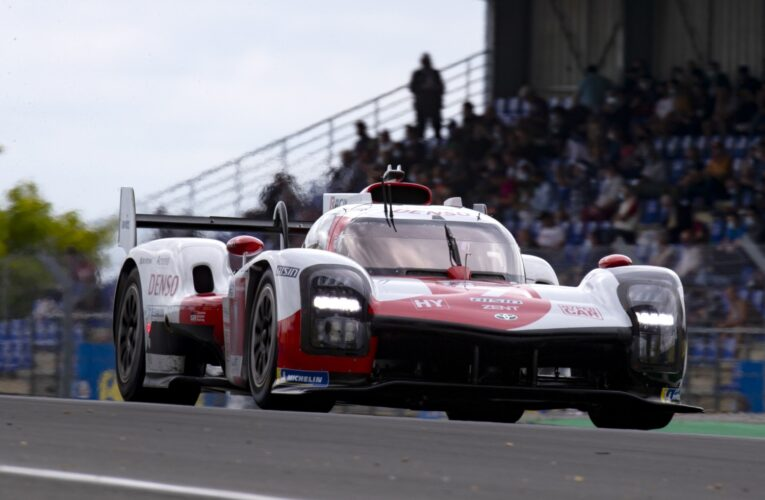 24 Hours of Le Mans – Schedule for Thursday 19 August