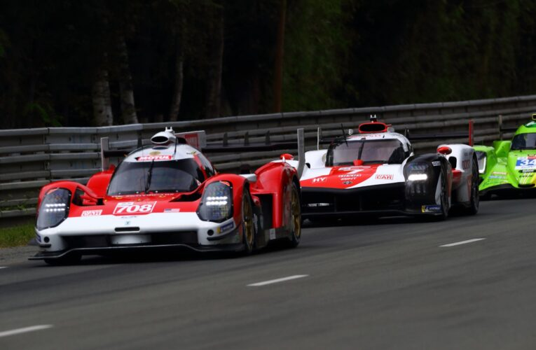 WEC: New Motul 300V launched at Le Mans