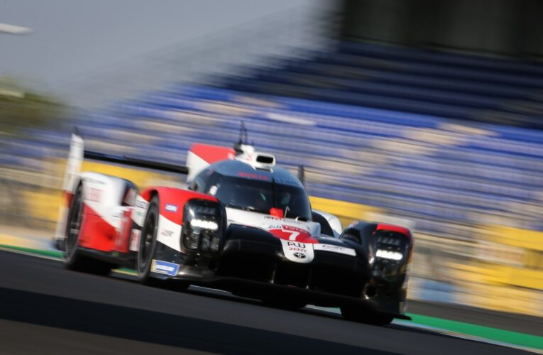 Toyotas 1-2 in opening 24 Hours of Le Mans practice & quals