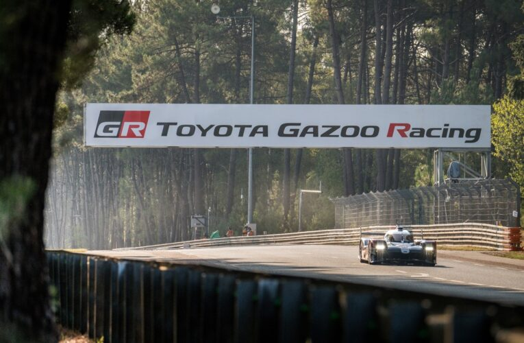 Le Mans Hour 6: Toyota in control and Ferrari 1-2 in LMGTE Pro