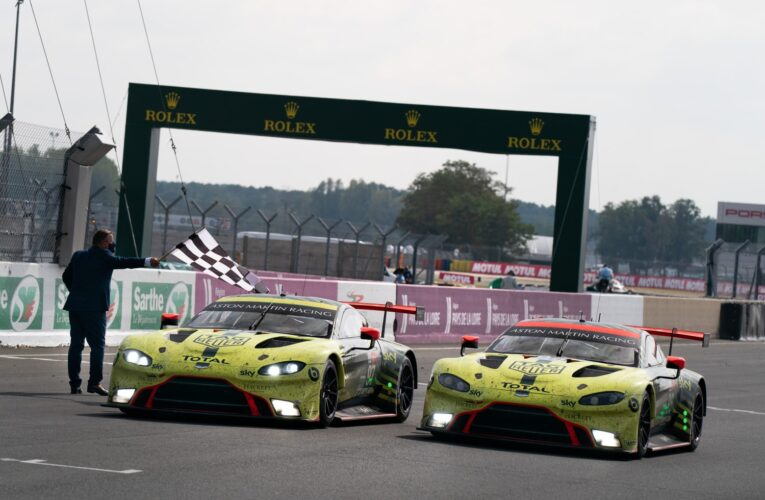 Aston Martin clinches WEC manufacturers title