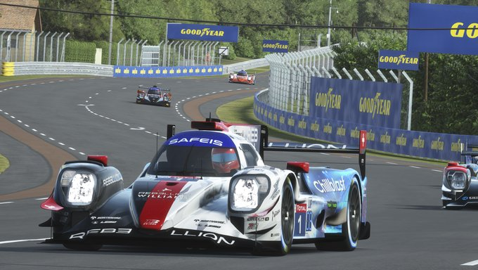63 million tune in to virtual 24 Hours of LeMans