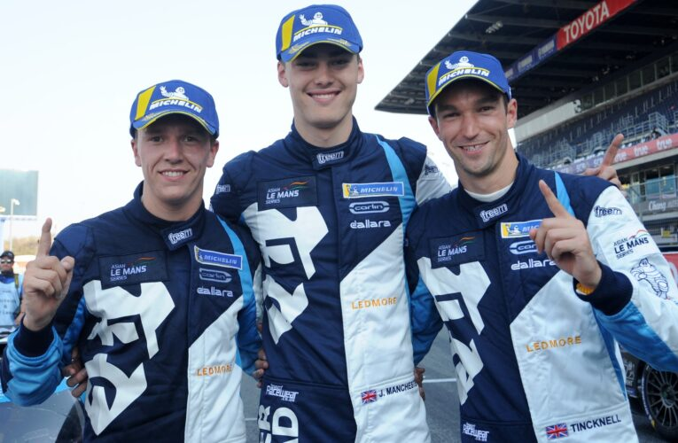 Thunderhead Carlin wins Asian Le Mans Series Finale, Champions Crowned
