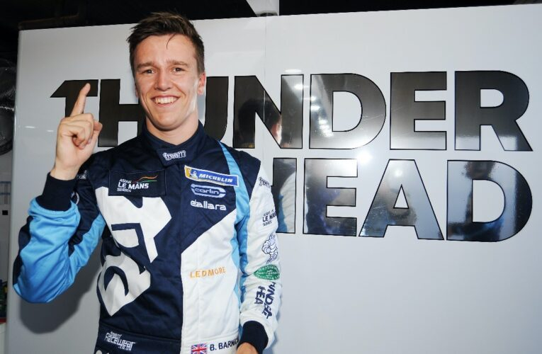 Thunderhead Carlin Racing in Pole Position for 4 Hours of The Bend