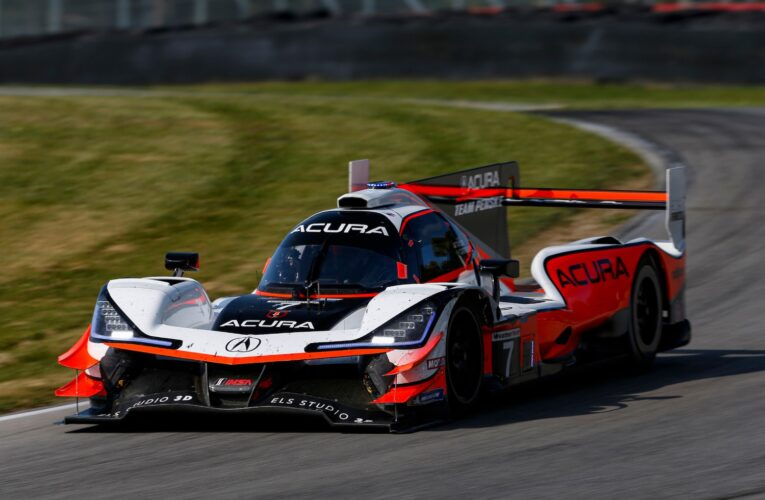 IMSA Mid-Ohio: Taylor, Castroneves claim third straight win