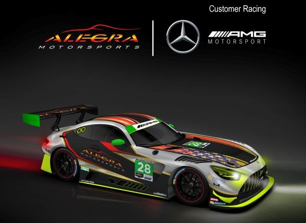 Alegra Motorsports to race Mercedes-AMG GT3 in 2021 IMSA GTD series