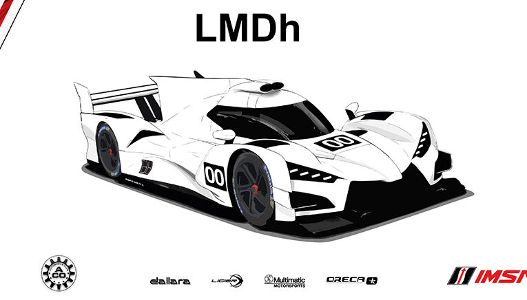 Rumor: Acura to announce LMDh IMSA and WEC Prototype (NO!)  (Update)