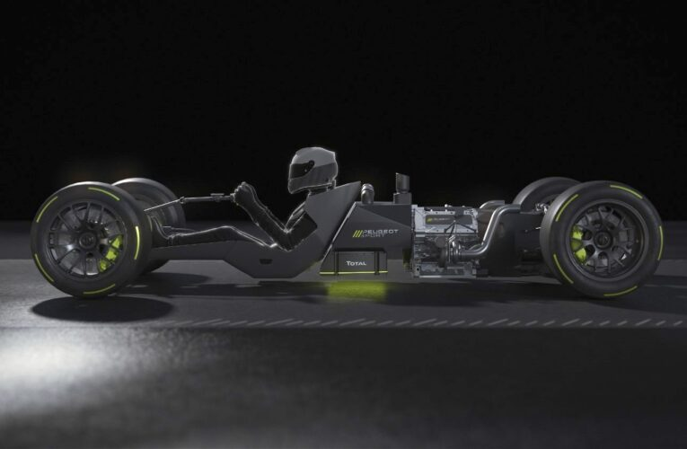 Peugeot Sport unveils the technical features of its Hypercar