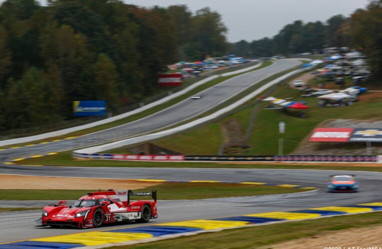 Petit Le Mans – Thursday Notebook