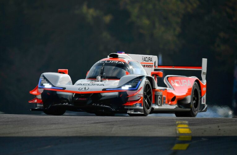 IMSA: Penske Acuras lock out front row at Road Atlanta