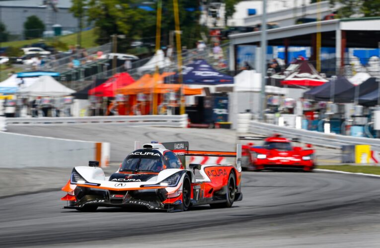 Castroneves, Taylor Claim 6H Road Atlanta Win