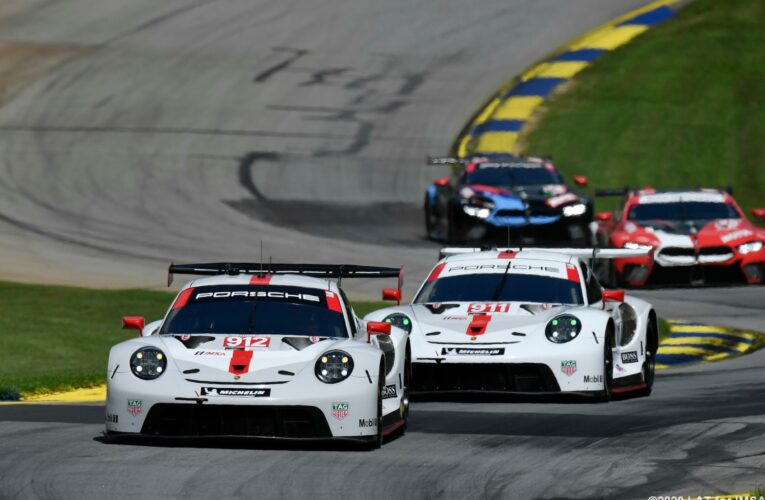 Porsche teams hit with Covid-19 concern, withdraw entries