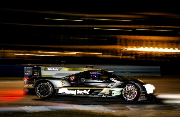 Sebring 12 Hours: #5 Cadillac takes leads at 2/3rd Mark