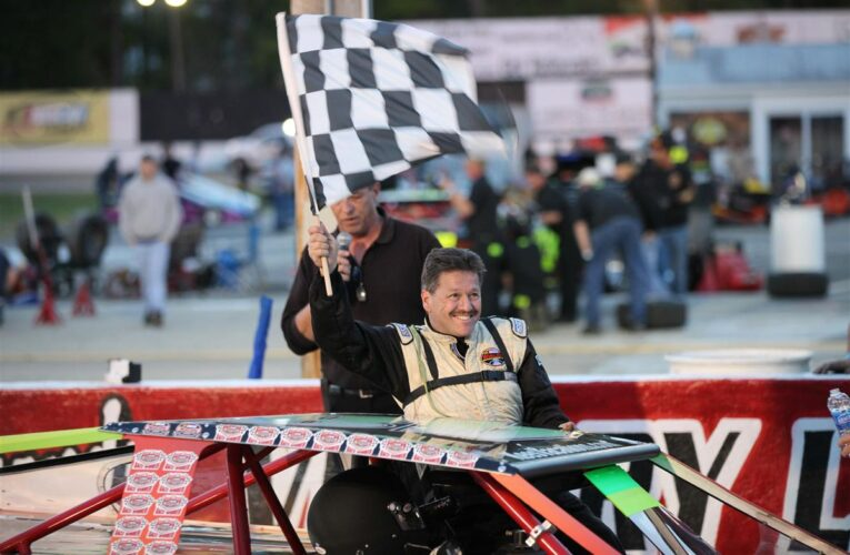 Popular Modifieds Champion dies after crash at Langley Speedway
