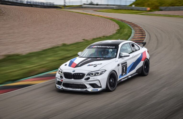 BMW M2 CS Racing will have its own racing cup in 2021