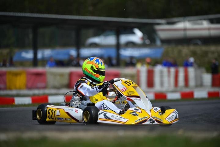 Rumor: Alex Wurz's son could join Ferrari academy