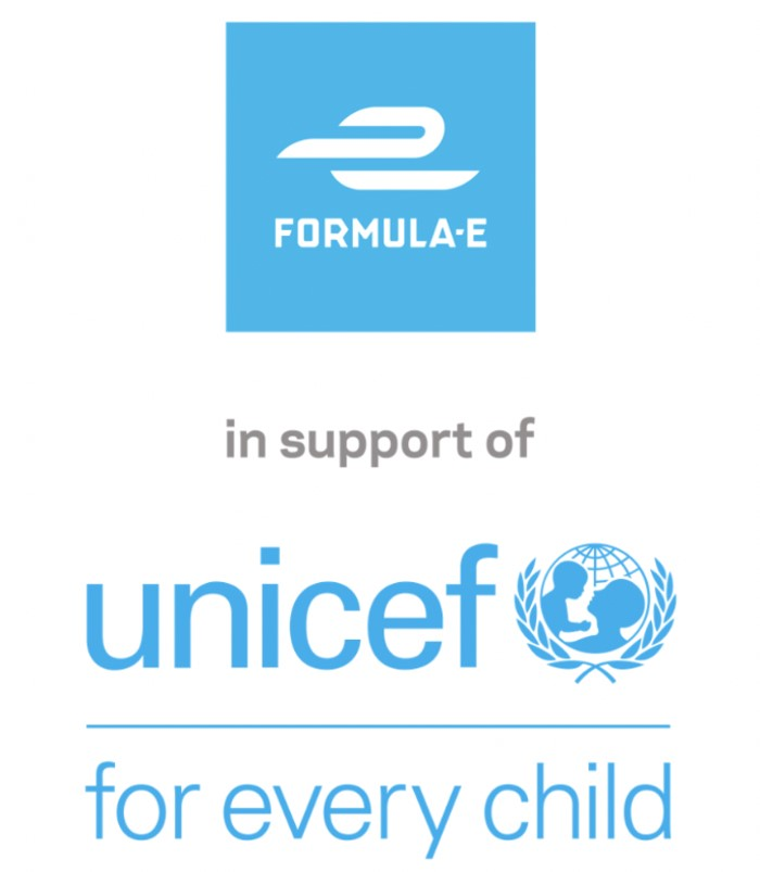 Formula E helping Unicef