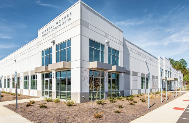 General Motors Opening New Racing Technical Center In Charlotte  (Update)