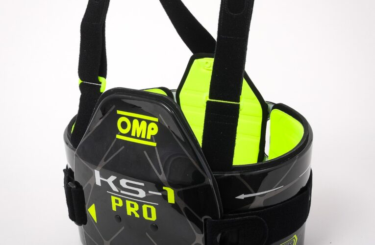 First FIA-Standard Karting Body Protection