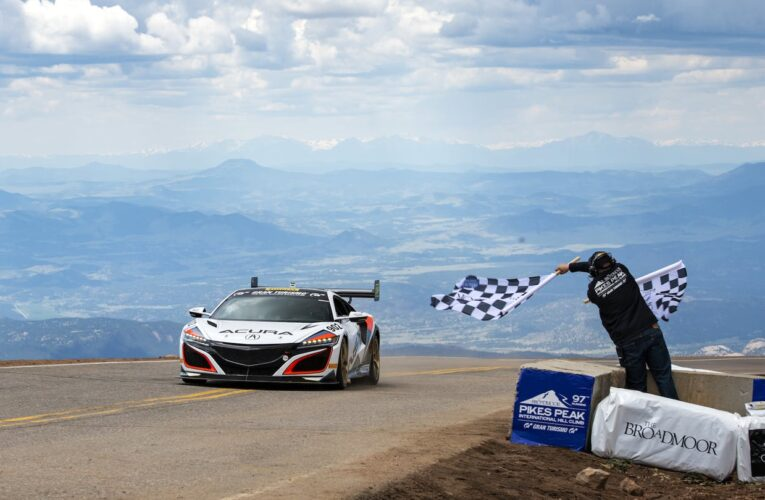 Pikes Peak Hill Climb moves from June to August