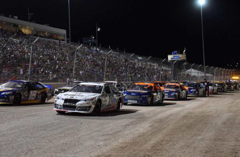 South Dakota tracks hold races without fans