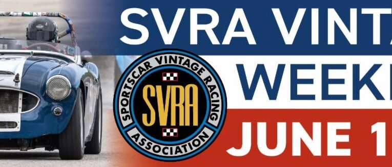 Racing History Returns to Road America for the SVRA Vintage Festival Weekend June 19-21