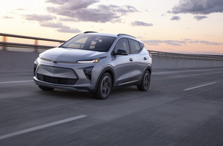 Chevrolet Grows EV Lineup With 2022 Bolt EUV And Bolt EV