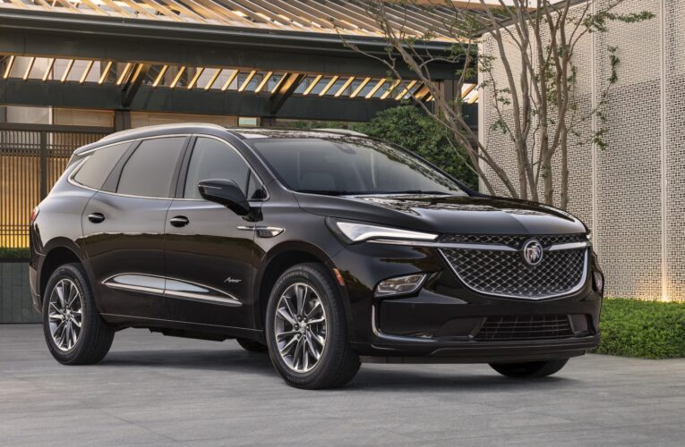First Look: Buick's Modern, More Expressive 2022 Enclave