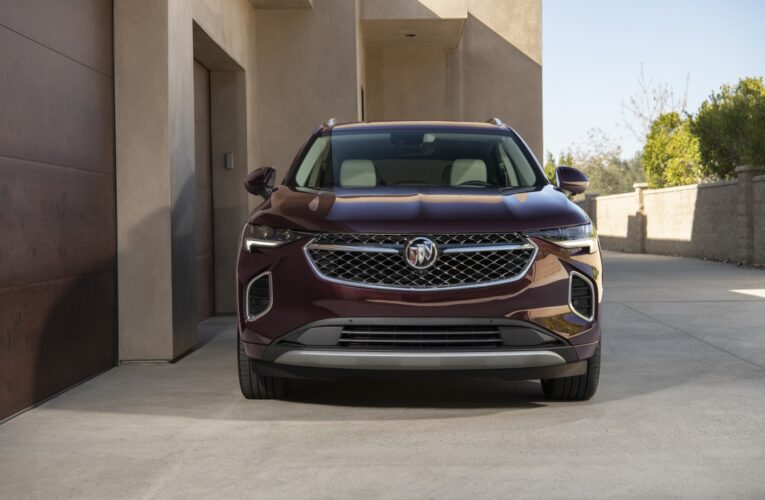 2021 Buick Envision: Designed to Stand Out