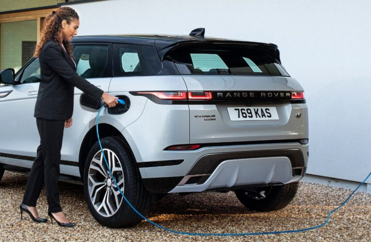 Jaguar Land Rover is going all-electric from 2025