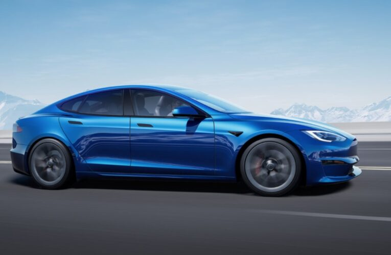 Tesla announces major Model S upgrades, including the Plaid+Supercar