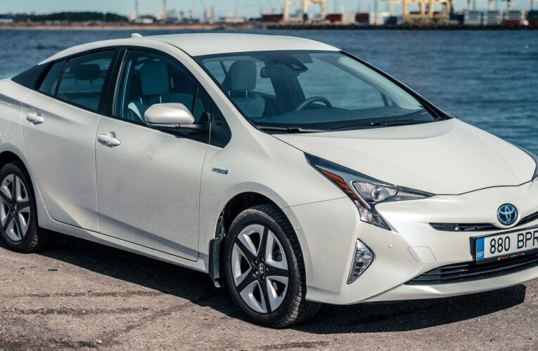 The $48 Million Toyota Prius
