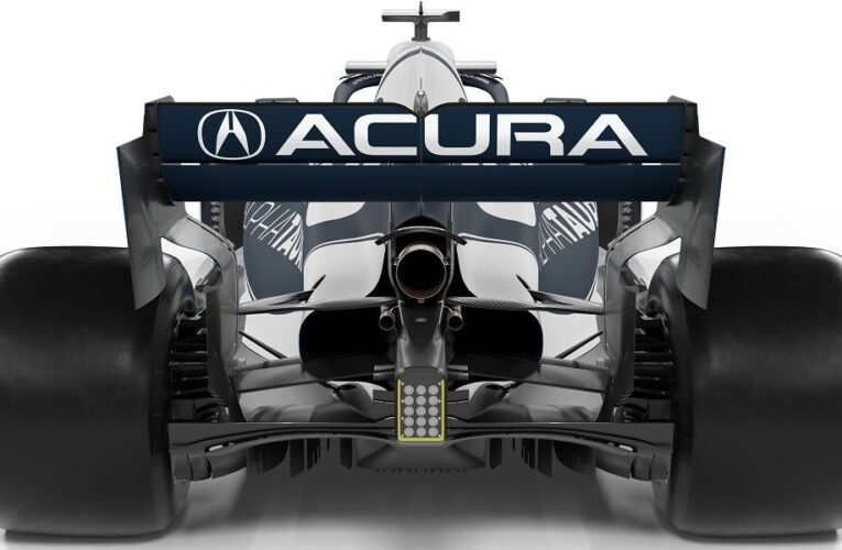 F1: Acura back in F1 with Red Bull and AlphaTauri at COTA
