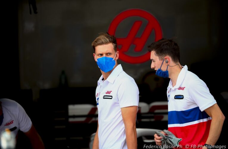 F1: Haas to confirm current drivers for 2022 'before Sochi'