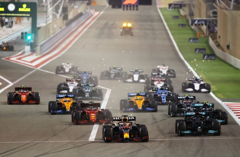 Rumor: Financial deal shows green light to F1 sprint races