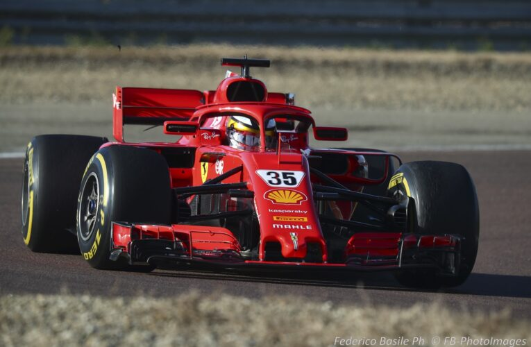 Exclusive Day 1: Afternoon images from Ferrari Fiorano test