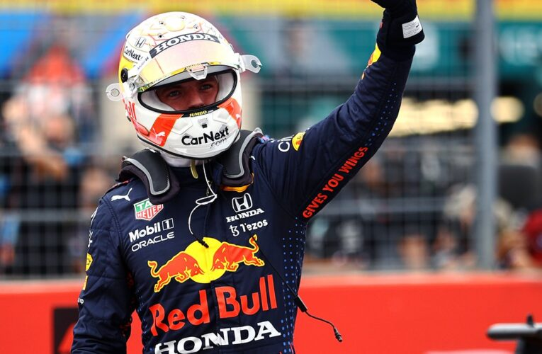 F1: Verstappen beats Hamilton to pole for French GP