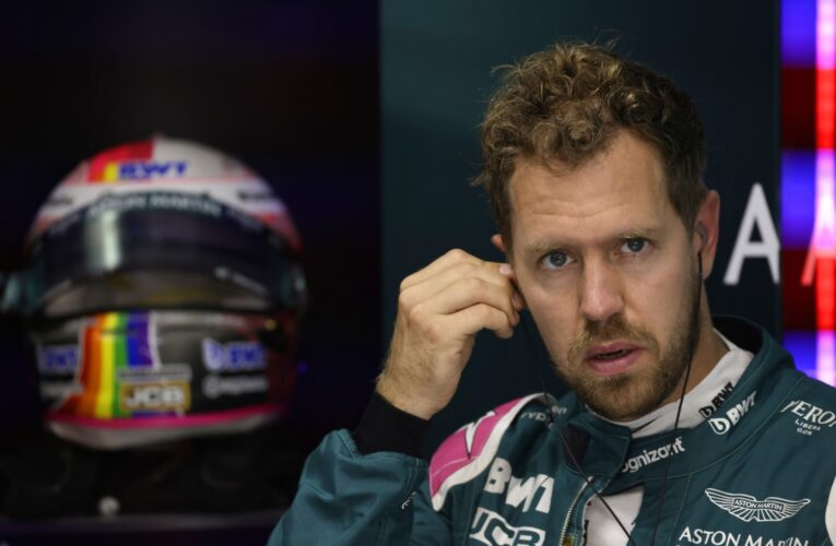 F1:  Aston Martin's 'intention' to keep Vettel for 2022 – Stroll