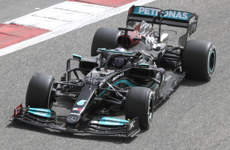 Rumor: Mercedes F1 ran 'much more fuel' in test